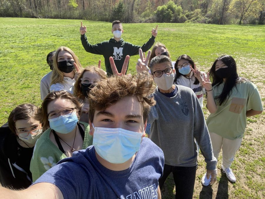 World Care Club Cleans Up Area Park
